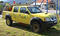 Sapadores Forestales (emergenciases) Tags: emergencias 112 vehículo portugal sapadores forestais nissan
