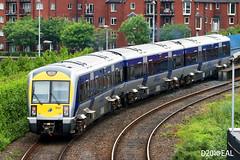 Class 3000 DMU (Samson Ng . D201@EAL) Tags: northernirelandrailways