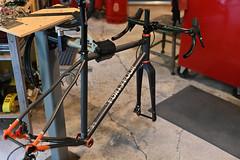 Jake's Huntsman // (44 Bikes) Tags: 44bikes custombicycle huntsman framebuilding titanium