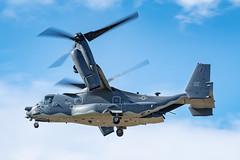 United States Air Force Boeing CV-22B Osprey 10-0050 (Thames Air) Tags: united states air force boeing cv22b osprey 100050 raf fairford riat 18