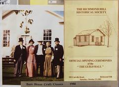 EAB_9748r (crobart) Tags: burr house guild hall strawberry social richmond hill historical society