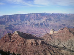 Img0478 (rugby#9) Tags: rocks hill outdoor canyon landscape america usa arizona grandcanyon cloud bluesky sky us