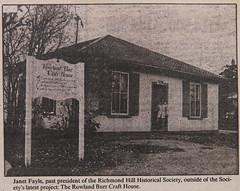 EAB_9770r (crobart) Tags: burr house guild hall strawberry social richmond hill historical society