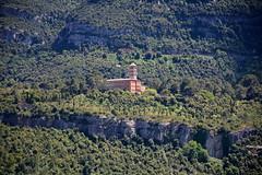 Parc Natural de la muntanya de Montserrat. (Angela Llop) Tags: catalonia barcelona montserrat elbages