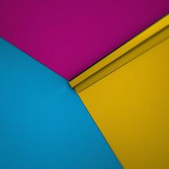 day 168 (Randomographer) Tags: project365 minimal lines tone color diagonal minimalism abstract cmyk geometric geometry 168 365 vii 2019