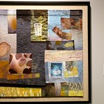 Vessel, Quilt by Michael James, Sioux City Art Center thumbnail