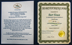 EAB_9738r (crobart) Tags: burr house guild hall strawberry social richmond hill historical society