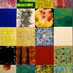 Patchwork Plurality, Mixed media by Brian Damon, Sioux City Art Center thumbnail