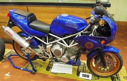 1996 Yamaha TRX850 850cc