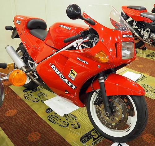 1989 Ducati 851