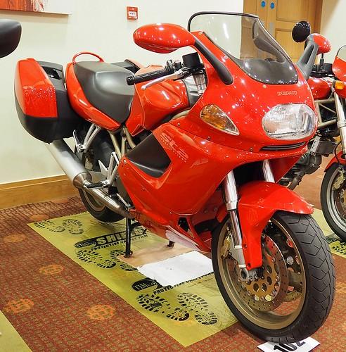 1997 Ducati ST2 944cc