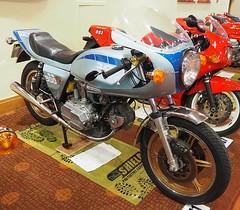 1980 Ducati Darmah 900SSD 864cc (Ayr Classic Motorcycle Club) Tags: p6150019 071