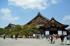 KYO_Nijo_Castle_04 (chiang_benjamin) Tags: kyoto japan nijocastle spring