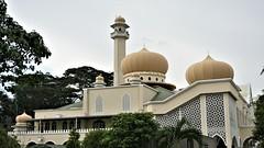 DSC06201-Masjid Jamek Sultan Hisamuddin, Bandar Baru Salak Tinggi, Selangor. (RaaiMan~PhotoActive | الراعى عثمان) Tags: masjid malaysia selangor salaktinggi