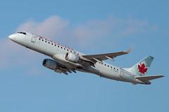 C-FHKP Air Canada Embraer ERJ-190AR (ERJ-190-100 IGW) (Lin.y.c) Tags: cfhkp air canada embraer erj190ar erj190100igw aircanada erj erj190 erj190100 aviation airplane ord kord ohare chicago