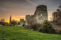 Church and Castle (dmoon1) Tags: sonya6500 trim meath boynevalley