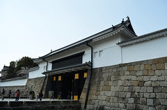 KYO_Nijo_Castle_01 (chiang_benjamin) Tags: kyoto japan nijocastle architecture spring