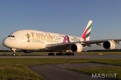 Emirates A380-800 A6-EEU @ MUC (MASAviation) Tags: aviation avgeek spotter munichairport emirates airbus a380