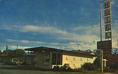 New West Motel, Richfield, Utah (Thomas Hawk) Tags: america newwestmotel richfield usa unitedstates unitedstatesofamerica utah motel neon neonsign postcard fav10