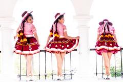 Sucre, Bolivia (ravalli1) Tags: bolivia sucre girls dancers southamerica traditional costumes travel photography portraits
