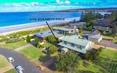 1/42 Elizabeth Drive, Vincentia NSW