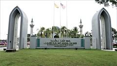 DSC06208-Masjid Sultan Abdul Samad, KLIA Sepang, Selangor (RaaiMan~PhotoActive | الراعى عثمان) Tags: masjid malaysia selangor sepang klia
