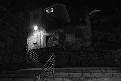 The impossible house (lebre.jaime) Tags: portugal beira covilhã architecture nightphotography house ruin degradation digital ff fx fullframe bw blackwhite noiretblanc pb pretobranco ptbw nikon d600 nikkorafs1735f28d affinity affinityphoto