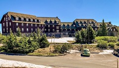 Crater Lake Lodge in Crater Lake National Park (lhboudreau) Tags: