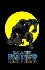 Black Panther poster (VisualStation) Tags: theblackpanther tchalla wakanda marvelcomics marvel marvelsuperheroes marvelcomicssuperheroes marveluniverse marvellegends blackpanther jackkirby stanlee superheroes theavengers custommadeart poster freelance freelancegraphicdesign freelancegraphicdesigner comicbookscharacters comicbooksuperheroes
