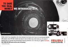 2001 Isuzu NPR 250 N Series Trucks Aussie Original Magazine Advertisement (Darren Marlow) Tags: 1 2 5 20 2001 i isuzu series t truck c cool collectible collectors classic a automobile v vehicle j jap japan japanese asian asia 00s 9 900 f r fvr