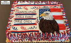 SPM158 (Jarosch Bakery) Tags: spm158 eaglescout boyscouts eagle drawing patriotic confetti streamers red white blue flag usa americanflag america