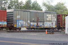 SP Boxcar (youngwarrior) Tags: stanfield oregon sp southernpacific boxcar
