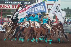 Ponoka Stampede 2016 (tallhuskymike) Tags: ponoka stampede event ponokastampede 2016 cowgirl horse horses alberta western