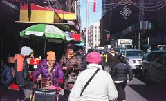 (David Chee) Tags: canon new sure shot af35m ii autoboy 2 kodak ultramax 400 newyork nyc manhattan chinatown mott street film analog