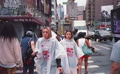 (David Chee) Tags: canon new sure shot af35m ii autoboy 2 kodak ultramax 400 newyork nyc manhattan chinatown canal lafayette poncho street film analog