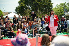 London Breed at Dogfest