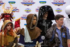 SP101213 (Patcave) Tags: heroes con heroescon heroescon2019 2019 convention costume contest cosplay comics comicbook shot canon eosm 1855mm efm f3556 lens patcave 5d3 northcarolina north carolina charlotte center indoors air conditioning