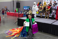 PS121647 (Patcave) Tags: heroes con heroescon heroescon2019 2019 convention costume contest cosplay comics comicbook shot canon eosm 1855mm efm f3556 lens patcave 5d3 northcarolina north carolina charlotte center indoors air conditioning