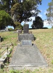 Roman Catholic Division A, Row 2, Plot 28 (Discover Waikumete Cemetery) Tags: waikumetecemetery grave