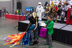PS121650 (Patcave) Tags: heroes con heroescon heroescon2019 2019 convention costume contest cosplay comics comicbook shot canon eosm 1855mm efm f3556 lens patcave 5d3 northcarolina north carolina charlotte center indoors air conditioning