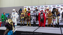 PS121682 (Patcave) Tags: heroes con heroescon heroescon2019 2019 convention costume contest cosplay comics comicbook shot canon eosm 1855mm efm f3556 lens patcave 5d3 northcarolina north carolina charlotte center indoors air conditioning
