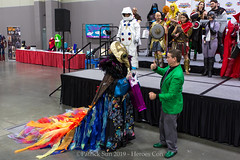 PS121656 (Patcave) Tags: heroes con heroescon heroescon2019 2019 convention costume contest cosplay comics comicbook shot canon eosm 1855mm efm f3556 lens patcave 5d3 northcarolina north carolina charlotte center indoors air conditioning