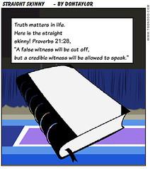 Power of words (randycline5049) Tags: words word powerwords powerword hope nohope nogod god comics comix hatetrump lovetrump