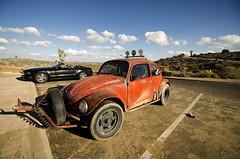 (Federico Pensa) Tags: desert california west westcoast usa states america northamerica pacific pacificcoast roadtrip volkswagen madmax