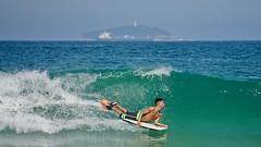 Leme beach (alobos life) Tags: leme surf surfing action copacabana nice beautiful cute brazilian boy garoto rio de janeiro brasil brazil beach playa mar sea