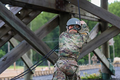 190618-A-DX878-1020 (Fort Drum & 10th Mountain Division (LI)) Tags: ashleymmorris fortpolk 3bct 10thmountaindivision lightfightersschool airassault rappel rappelling confidencetower