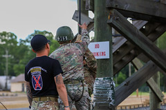 190618-A-DX878-1021 (Fort Drum & 10th Mountain Division (LI)) Tags: ashleymmorris fortpolk 3bct 10thmountaindivision lightfightersschool airassault rappel rappelling confidencetower