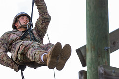 190618-A-DX878-1023 (Fort Drum & 10th Mountain Division (LI)) Tags: ashleymmorris fortpolk 3bct 10thmountaindivision lightfightersschool airassault rappel rappelling confidencetower