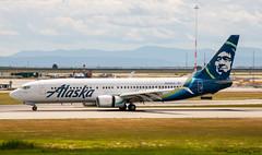 Alaska Airlines / Boeing 737-890 / N530AS / YVR (tremblayfrederick98) Tags: alaska alaskaair boeing boeing737 737 b737 yvr vancouver planes planesspotting aviation airplane avgeek avporn landing
