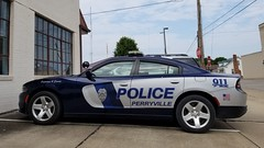 Perryville, MO Dodge Charger Police Car_20190604_085509c2 (Wampa-One) Tags: perryvillemo policecar dodgecharger